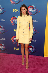 FOX's Teen Choice Awards 2018 at The Forum in Inglewood. California on August 12, 2018. CAP/MPIFS ©MPIFS/Capital Pictures. 12 Aug 2018 Pictured: Nina Dobrev. Photo credit: MPIFS/Capital Pictures / MEGA TheMegaAgency.com +1 888 505 6342
