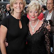 NLD/Amsterdam/20080901 - Premiere film Bikkel over het leven van Bart de Graaff, zus Mirjam en moeder Marianne Poot