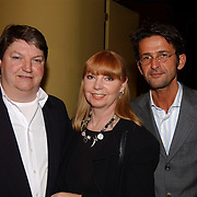 Radio 2 Gala vh Nederlandse Lied 2005, Ron Stoeltie, Jerney Kaagman en Cornald Maas