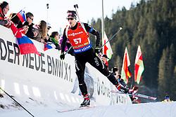 Martin Jaeger (SUI) during Men 12,5 km Pursuit at day 3 of IBU Biathlon World Cup 2015/16 Pokljuka, on December 19, 2015 in Rudno polje, Pokljuka, Slovenia. Photo by Vid Ponikvar / Sportida