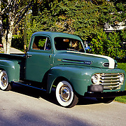 1950 Ford F-47 Pick Up Truck Canadian Build
