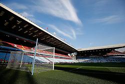 General View inside Villa park - Photo mandatory by-line: Rogan Thomson/JMP - 07966 386802 - 07/04/2015 - SPORT - FOOTBALL - Birmingham, England - Villa Park - Aston Villa v Queens Park Rangers - Barclays Premier League.