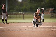 Chicago Sports Photographer Chris W. Pestel Montini Catholic High School Softball