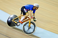 Men Omnium, Elia Viviani (Italy) during the Track Cycling European Championships Glasgow 2018, at Sir Chris Hoy Velodrome, in Glasgow, Great Britain, Day 3, on August 4, 2018 - Photo Luca Bettini / BettiniPhoto / ProSportsImages / DPPI