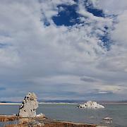 Mono Lake North Shore Tufa - Incoming Storm