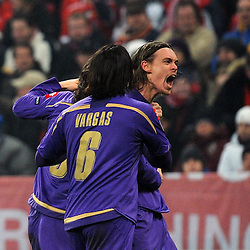 20100217: Footbal-Soccer -  GER, CL, Bayern Muenchen vs AC Florenz