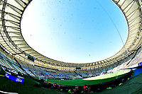 RIO DE JANEIRO, BRAZIL - JANUARY 30: Panoramic View of Maracana Stadium  ,during the final of Copa CONMEBOL Libertadores 2020 between SE Palmeiras and Santos FC at Maracana Stadium on January 30, 2021 in Rio de Janeiro, Brazil. (Photo by MB Media/BPA)