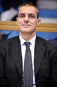 DESCRIZIONE : Reggio Emilia Campionato Lega A 2015-16 Grissin Bon Reggio Emilia Pasta Reggia Juve Caserta<br /> GIOCATORE : Sandro Dell'Agnello<br /> CATEGORIA : Allenatore Coach Ritratto<br /> SQUADRA : Pasta Reggia Juve Caserta<br /> EVENTO : Campionato Lega A 2015-16<br /> GARA : Grissin Bon Reggio Emilia Pasta Reggia Juve Caserta<br /> DATA : 20/12/2015<br /> SPORT : Pallacanestro <br /> AUTORE : Agenzia Ciamillo-Castoria/A.Giberti<br /> Galleria : Campionato Lega A 2015-16  <br /> Fotonotizia : Reggio Emilia Campionato Lega A 2015-16 Grissin Bon Reggio Emilia Pasta Reggia Juve Caserta<br /> Predefinita :