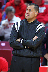 NORMAL, IL - November 13: Toby Martinez during a college basketball game between the ISU Redbirds  and the Chicago State Cougars on November 13 2018 at Redbird Arena in Normal, IL. (Photo by Alan Look)