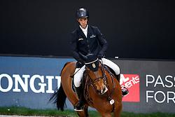 Alvarez Aznar Eduardo, ESP, Rokfeller de Pleville Bois Margot<br /> LONGINES FEI World Cup™ Finals Paris 2018<br /> © Hippo Foto - Dirk Caremans<br /> 13/04/2018