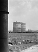 Gas Tanks, Bochumer Verein Stahlwerke, Bochum, 1928