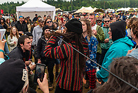 Bob Vylan  live at the Bigfoot Festival Ragley Hall Warwickshire one of the first festivals to open successfully in 2021 photo by Mark anton Smith