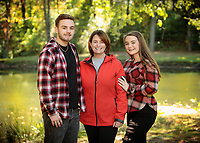 The McGonagle Family portrait session on October 5, 2019