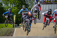 #148 (VAN GENDT Twan) NED at Round 4 of the 2019 UCI BMX Supercross World Cup in Papendal, The Netherlands