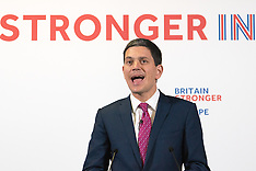 2016-04-12 David Miliband speaks out for Britain Stronger In Europe