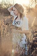 model: Lynda Mcalexander