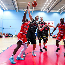 Bristol Flyers v Leicester Riders