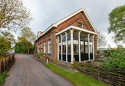 Fort bij Spijkerboor, Middenbeemster, Netherlands, Stelling van Amsterdam, Unesco World Heritage