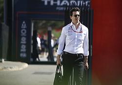 June 22, 2018 - Le Castellet, France - Motorsports: FIA Formula One World Championship 2018, Grand Prix of France, .Toto Wolff (AUT, Mercedes AMG Petronas Motorsport) (Credit Image: © Hoch Zwei via ZUMA Wire)