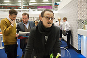 JONATHAN YEO; ; RICHARD BACON; BEN MILLER, Art13 London First night, Olympia Grand Hall, London. 28 February 2013