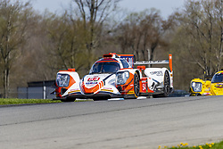 May 4, 2018 - Lexington, Ohio, United States of America - The CORE autosport Composite Resources ORECA LMP2 races through the turns at the Acura Sports Car Challenge at Mid Ohio Sports Car Course in Lexington, Ohio. (Credit Image: © Walter G Arce Sr Asp Inc/ASP via ZUMA Wire)