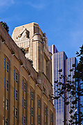 The Henry Davis York building is an 11- storey art-deco building  in the Sydney CBD. It was the former headquarters of MLC a large finance company taken over by the National Australia Bank in 200. The main tenant now is law firm Henry Davis York.