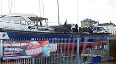 Motorboat Fire