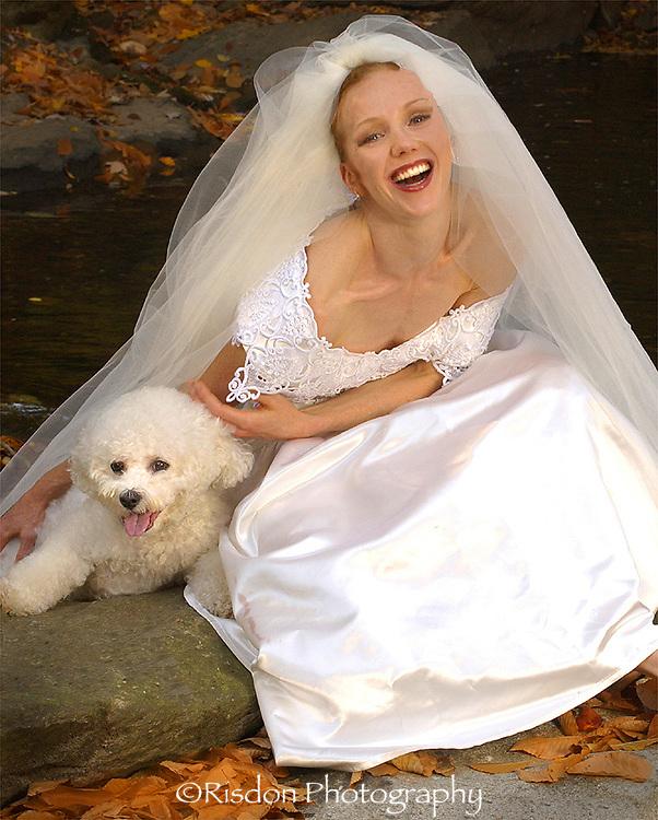 Location Bridal Portrait Photography