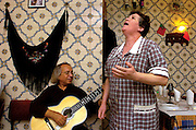 Restaurante Adega do Ribatejo, in Graça district where Fado, now World Heritage, can be heard, sung by people of the neighborhood, as part of a long-established Lisbon tradition. The Graça district is part of the way of nº28 yellow tram, through the central, most historic region of the city.