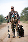 Hunts for Heroes takes wounded veterans on gaming trips around South Texas.