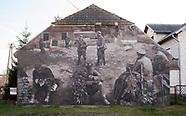 Wizna. Murale historyczne