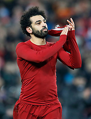 Liverpool v Napoli - 12 Dec 2018