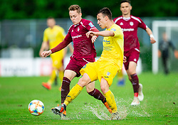 Mark Ceh of Domzale during football match between NK Triglav Kranj and NK Domzale in 35th Round of Prva liga Telekom Slovenije 2018/19, on May 22nd, 2019, in Sports park Kranj, Slovenia. Photo by Vid Ponikvar / Sportida