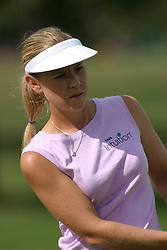 30 Aug 2005<br /> <br /> Jenna Daniels.<br /> <br /> State Farm Classic, LPGA Golf Tournament, Tuesday Practice, The Rail Golf Course, Springfield, IL