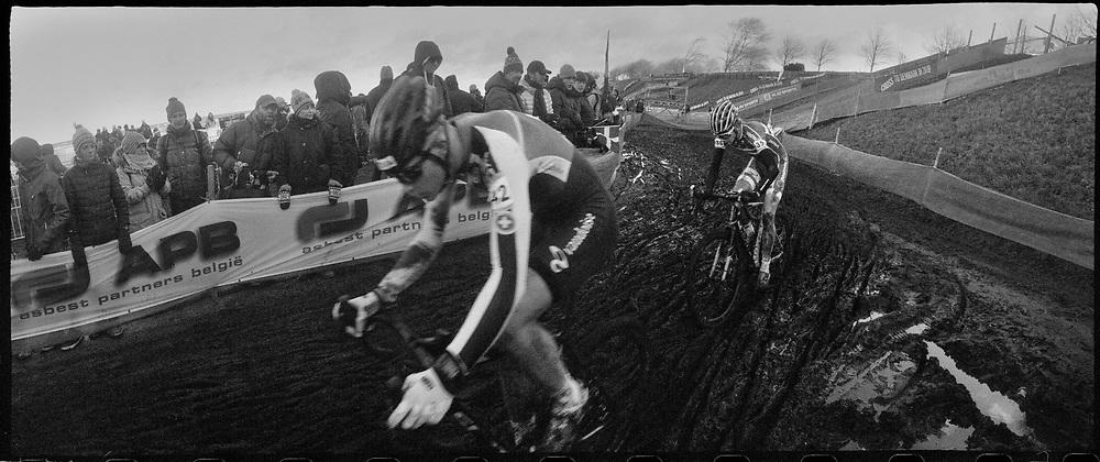 Cyclocross in Bogense, Denmark.