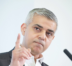 Sadiq Khan Manifesto Launch 9th March 2016