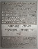Barbara Jordan High School