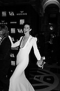 ERIN O'CONNOR, Alexander McQueen: Savage Beauty Gala, Victoria and Albert Museum, and A. 12th March 2015