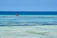 Tanzanie, archipel de Zanzibar, île de Unguja (Zanzibar), village de Kizimkazi, la plage // Tanzania, Zanzibar island, Unguja, Kizimkazi village, the beach