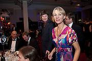 IAN RANKIN; KATE MOSSE, Specsavers Crime Thriller Awards.  Award ceremony celebrating the best in crime fiction and television. <br /> Grosvenor House Hotel, Park Lane, London. 21 October 2009
