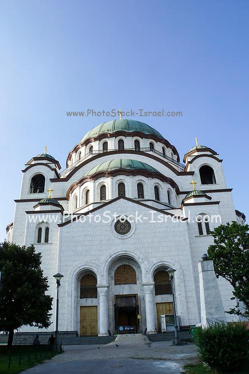 Church of Saint Sava, Belgrade, Serbia.