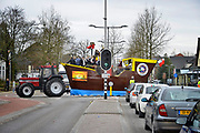 Nederland, Malden, 25-2-2017Carnavalsoptocht Foto: Flip Franssen
