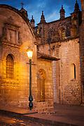 Inca and colonial brickwork, Cusco, Peru, South America