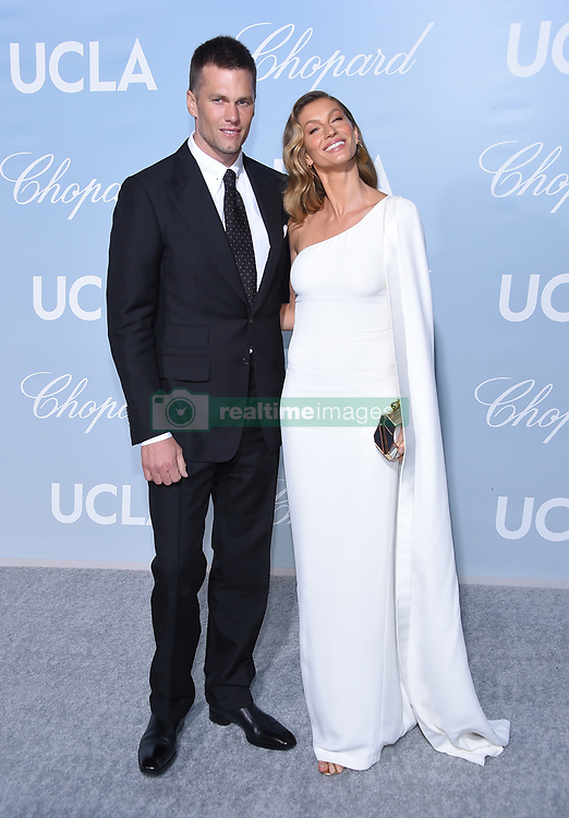Courteney Cox and Johnny McDaid arriving to the Hollywood for Science Gala at a Private Residence on February 21, 2019 in Los Angeles, CA. 21 Feb 2019 Pictured: Tom Brady and Gisele Bundchen. Photo credit: O'Connor/AFF-USA.com / MEGA TheMegaAgency.com +1 888 505 6342