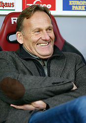 17.12.2011, Badenova Stadion, Freiburg, GER, 1.FBL, SC Freiburg vs BvB Borussia Dortmund, Hans-Joachim WATZKE, Vorstandsvorsitzender Geschaeftsfuehrung Borussia Dortmund, Portrait, Porträt // during the match from GER, 1.FBL, SC Freiburg vs BvB Borussia Dortmund on 2011/12/17, Badenova Stadion, Freiburg, Germany.Foto © nph/ A.Huber..***** ATTENTION - OUT OF GER, CRO *****