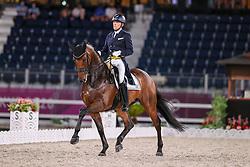 Ruoste Henri, FIN, Kontestro DB, 128<br /> Olympic Games Tokyo 2021<br /> © Hippo Foto - Dirk Caremans<br /> 24/07/2021