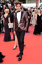 Gabriel Garko attending the opening ceremony and premiere of The Dead Don't Die, during the 72nd Cannes Film Festival.