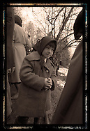 Girl at a Funeral, Transylvania