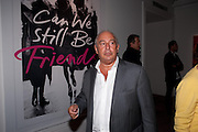 SIR PHILIP GREEN, Can we Still Be Friends- by Alexandra Shulman.- Book launch. Sotheby's. London. 28 March 2012.