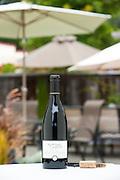 Dutton Ranch Emerald Ridge Vineyard Pinot Noir, 2011. Dutton Goldfield Winery tasting room. Graton, California